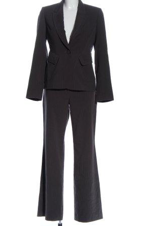 Next Garnitur damski brązowy W stylu biznesowym
