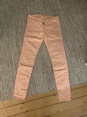 Mexx Jeans carotte saumon-abricot