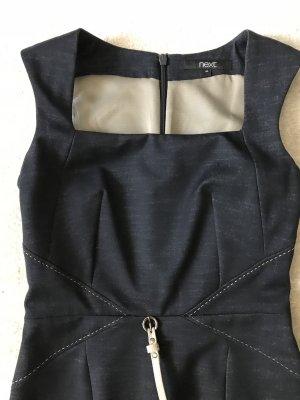 Next Jeanskleid Kleid Denim Look 36
