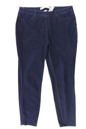 Next Jeggings blue-neon blue-dark blue-azure cotton