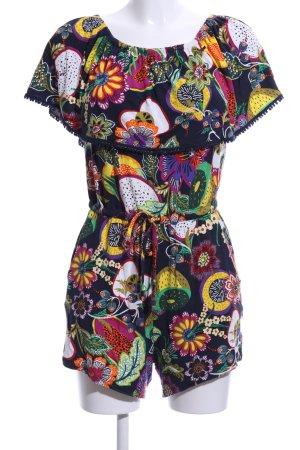 Next Jumpsuit Blumenmuster Casual-Look
