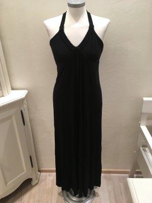 Next Kleid Maxikleid lang schwarz 38 M