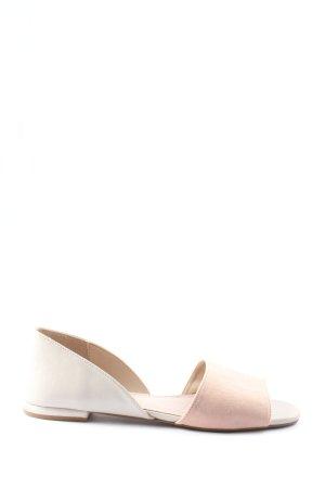 Next Komfort-Sandalen pink-hellgrau Casual-Look
