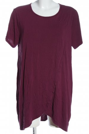 Next Kurzarm-Bluse rot Casual-Look