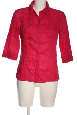 Next Lniana bluzka czerwony W stylu casual