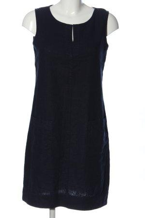 Next Minikleid blau meliert Casual-Look