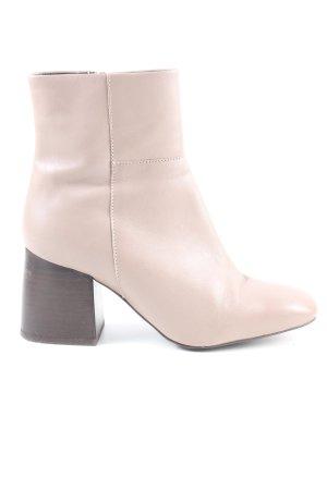 Next Plateau-Stiefeletten pink Business-Look