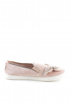Next Slip-on Sneakers pink wet-look