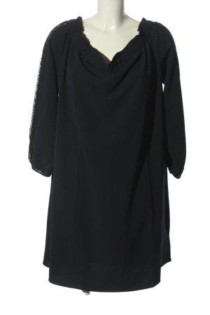 Next Schlupf-Bluse schwarz Elegant