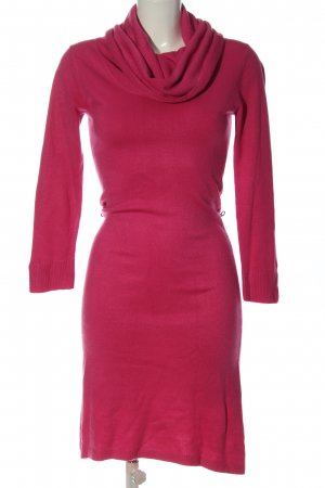 Next Knitted Dress pink casual look