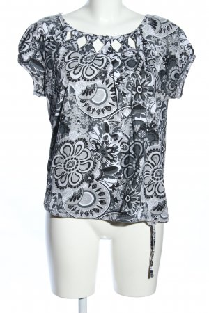 Next T-Shirt Allover-Druck Casual-Look