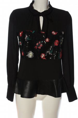 @ngy Six Blusa de manga larga multicolor estilo «business»
