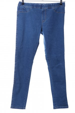 Nice & Chic Jeggings blau Casual-Look