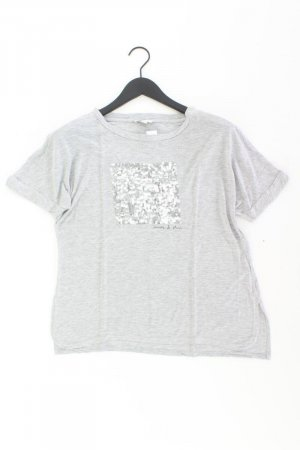 Nice&Chic Shirt Größe L grau aus Viskose