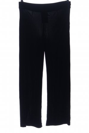 Nice Connection Baggy Pants black casual look