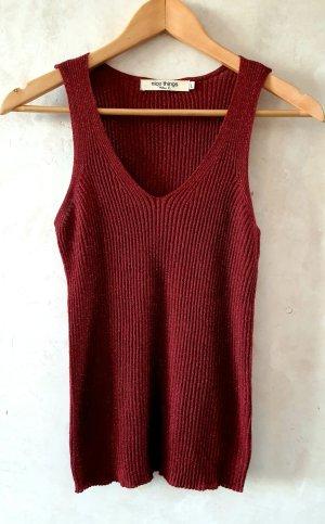 Nice Things Paloma S Fine Knit Vest L