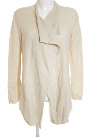 niceconnection Wolljacke creme Casual-Look