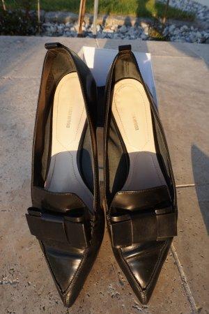 Nicholas Kirkwood 'Beya' Loafer Schuhe schwarz OP 500€
