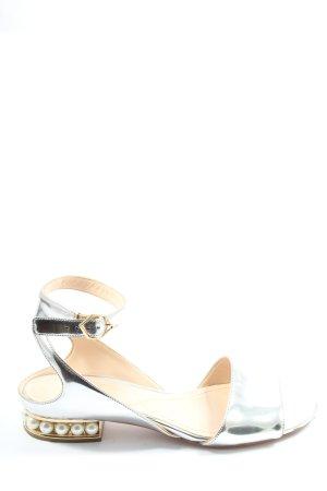 Nicholas Kirkwood Sandalias cómodas multicolor elegante