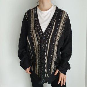 Nick Taylor XXL Cardigan Strickjacke Oversize Pullover Hoodie Pulli Sweater Top True Vintage