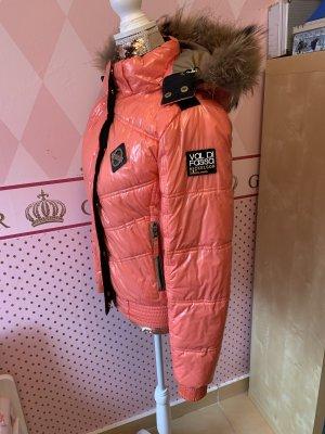 Nickelson Daunen Jacke Größe S