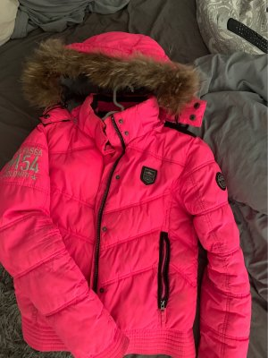Nickelson Fur Jacket multicolored