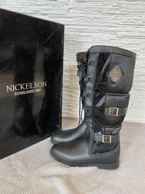 Nickelson Cothurne noir