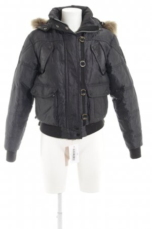 Nickelson Giacca invernale nero stile casual