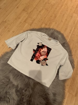 Nicky Minage Crop Pullover