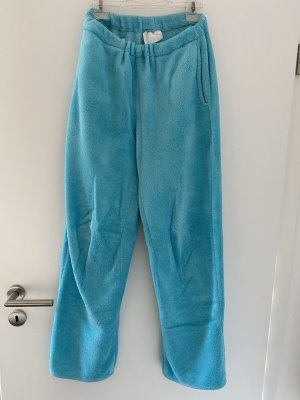 Sweat Pants turquoise polyester