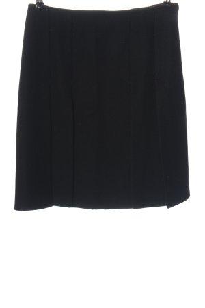 Nico Nico Jupe en laine noir style d'affaires