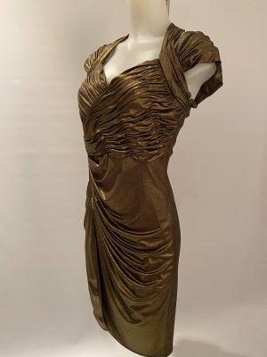 Nicola Kleid gr 40 bronze Farbe