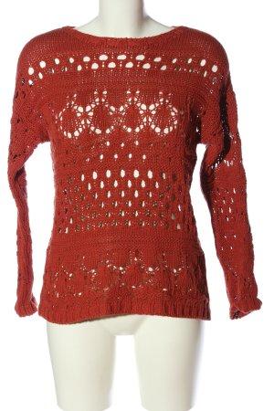Nicole Farhi Crewneck Sweater red casual look