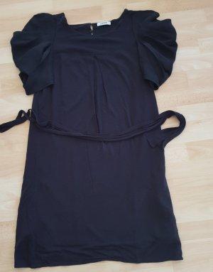 Nicole Farhi A Line Dress black cashmere