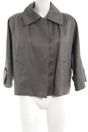 Nicole Farhi Between-Seasons Jacket light grey casual look