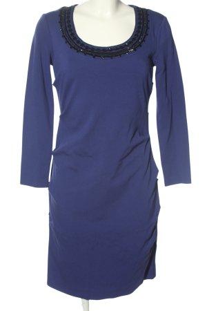 Nicole Miller Longsleeve Dress blue business style