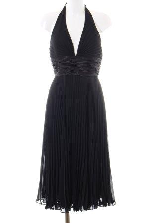 Nicowa Abendkleid schwarz Elegant