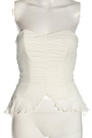 Nicowa Corpiño blanco puro look casual