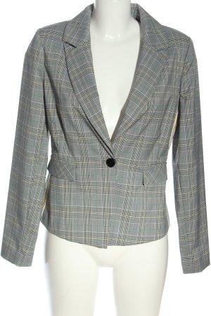 Nicowa Klassischer Blazer check pattern casual look