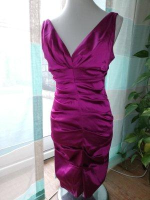 Nicowa Kleid Cocktailkleid Gr. 36 S mit Stola