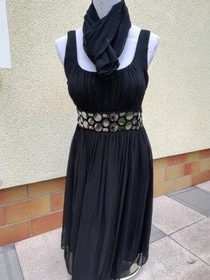 Nicowa Kleid Cocktailkleid schwarz Gr. 38