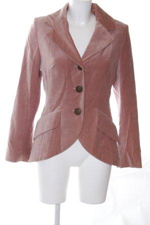 Nicowa Long-Blazer pink Elegant