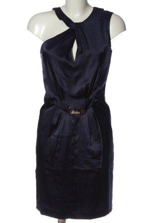 Nicowa Midikleid blau Elegant