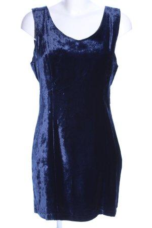 Nicowa Minikleid blau Elegant