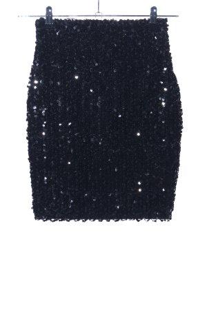 Nicowa Minigonna nero stile stravagante