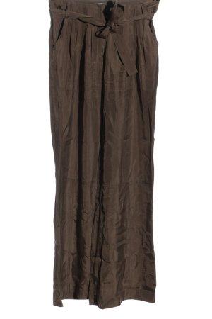 Nicowa Pantalone jersey cachi elegante