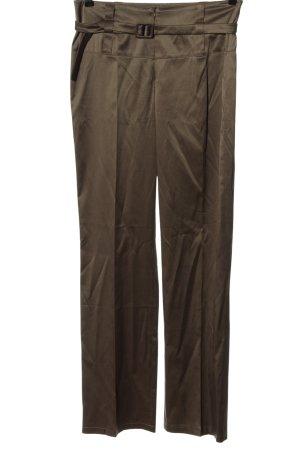 Nicowa Pantalone jersey marrone stile casual