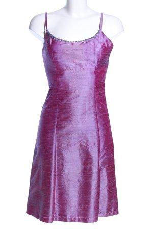 Nicowa Trägerkleid lila Elegant