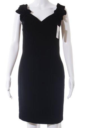 Nicowa Trägerkleid schwarz Casual-Look