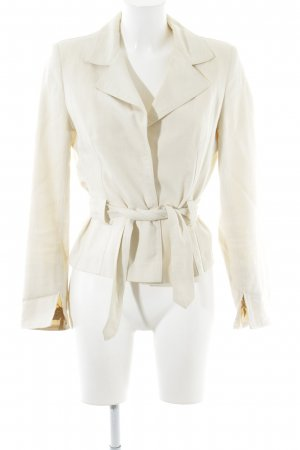 Nicowa Tweedblazer creme Casual-Look